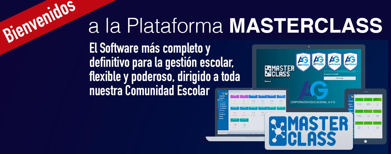 Corporación AyG hace alianza con e-learning MasterClass